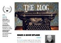 THE BLOG by Jason E. Royle