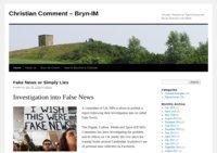 Bryn Independent Methodist Blog