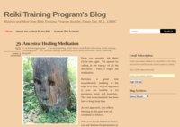 Reiki Training Program Blog