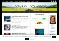 forays in forgiveness