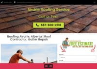 Airdrie Roofing Service