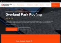 Roofing Overland Park KS