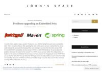 Jörn's space