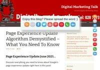 Digital Marketing Talk