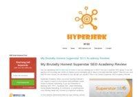 Hyperjerk Blog