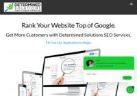 Determined Solutions SEO services