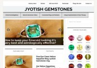 Gemstoneuniverse - World's Leading blog on planetary gemstones rings and talismans
