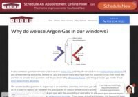 Argon Gas... What is that?