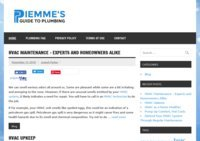 Piemme's Guide to Plumbing