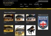 New Grand Pianos