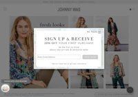Shop Boho Chic Style Clothing at JohnnyWas.com