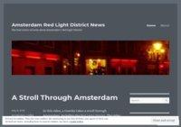 Amsterdam Red Light Blog