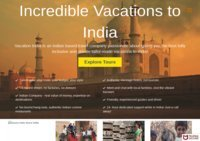 Vacation India—Unique India Travel