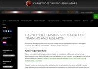Blog Carnetsoft driver training simulators