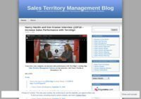 Sales Territory Management Blog
