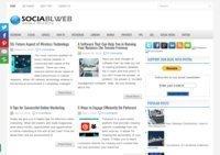 Social Media & Tech News Blog