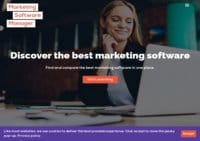Marketing Software Manager
