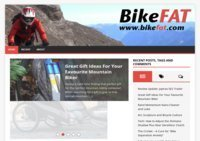 BikeFAT.com Mountain Bike Riding and Trail Building