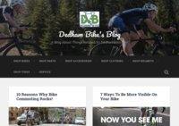 Dedham Bike's Blog