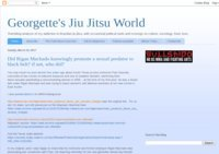 Georgette's Jiu Jitsu World