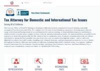 Tax Law Office of David Warren Klasing