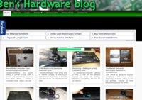Ben's Hardware Blog