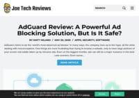 Joe Tech Reviews