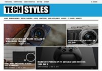 TechStyles  | gadgets, with an eye on design