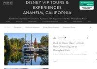 Disneyland VIP Tours   Southern California Private Tours