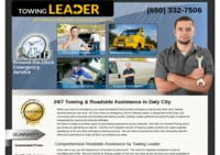 Comprehensive Roadside Assistance in Daly City by Towing Leader
