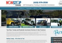 NonStop Towing - Top Class Towing and Roadside Assistance Services In San Francisco