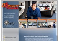 Premium Towing & Roadside Assistance Services in Huntington Beach - Mighty Towing