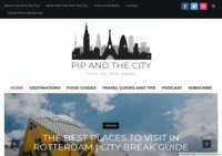 Pip and the City - Lifestyle and travel blog