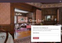 Cedar Crest Inn - an Asheville BnB