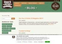 Krack Media Web Design
