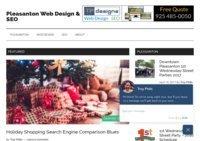 Web Design, SEO and More from Pleasanton CA