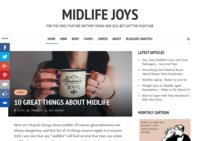 Midlife Joys